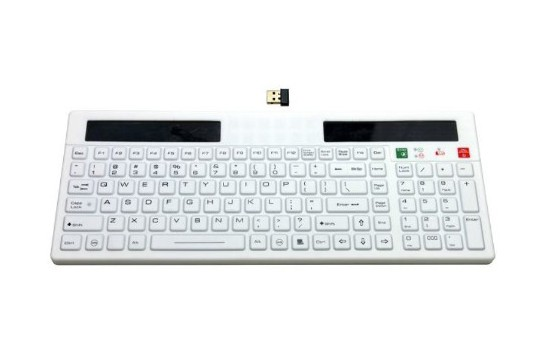 RuggedKEY silicone keyboard model RSK317