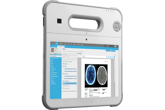 Tablet medyczny CyberMED Rx