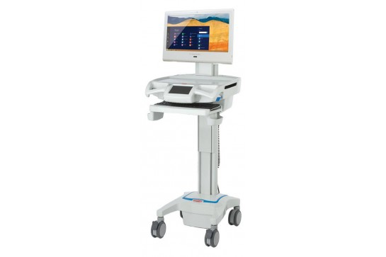 AC LCD Mobile Nurse Station