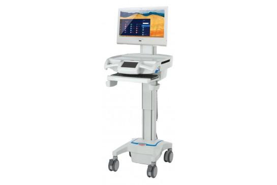 Stacja mobilnej pielęgniarki AC LCD