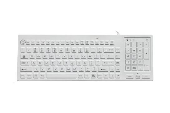 Keyboard RuggedKEY  RSK318-BL